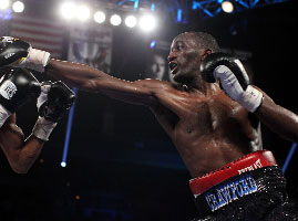 Terence Crawford will defend his title against Raymundo Beltran on November 29th