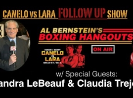 Al Bernstein, Claudia Trejos and Jeandra LeBeauf hangout to discuss the #CaneloLara aftermath