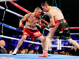 2014 was not the best for boxing, but Al Bernstein is optimistic 2015 will be better