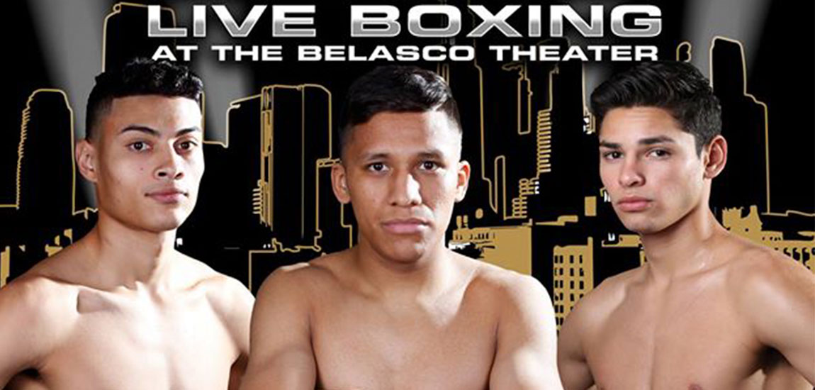 Belasco Theater Hosts First L.A. Fight Club of 2017