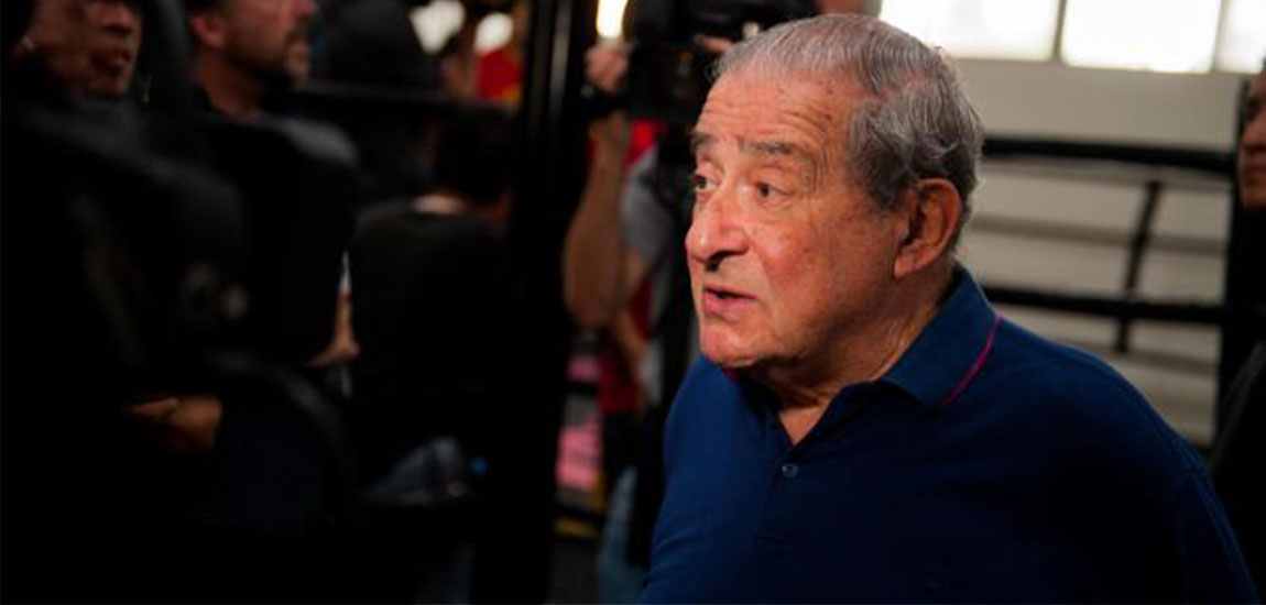 Bob Arum Talks Pacquiao vs Vargas Open Workout