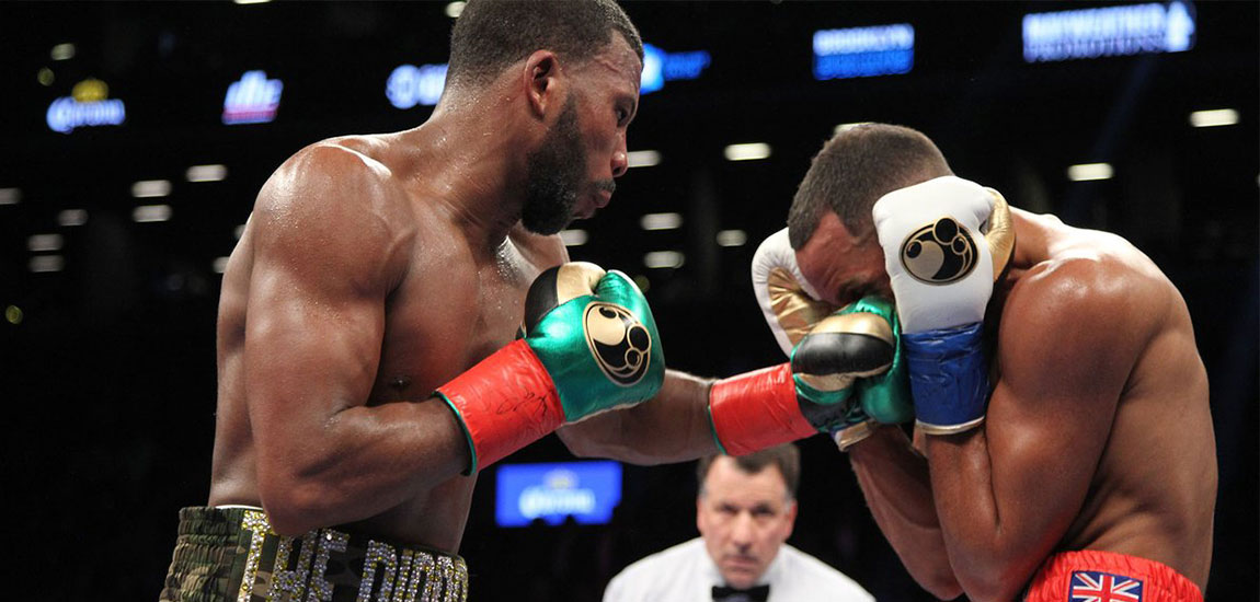DeGale and Jack Duel To A Draw in Brooklyn
