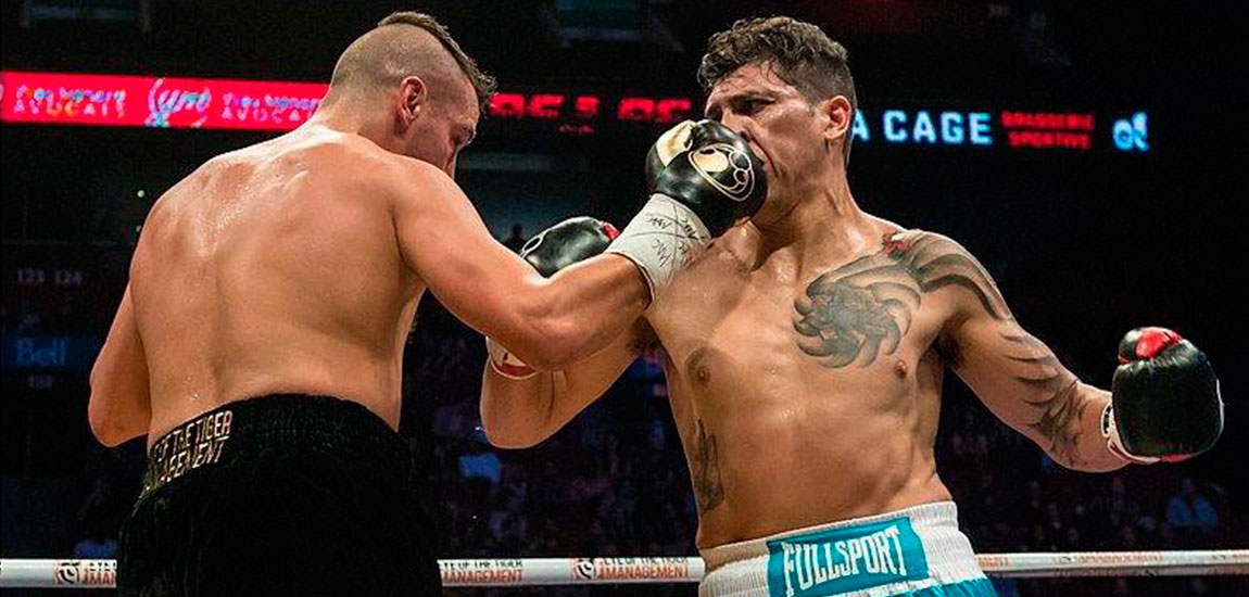 Lemieux Decisions Rios in Montreal – Bell Centre Quick Results