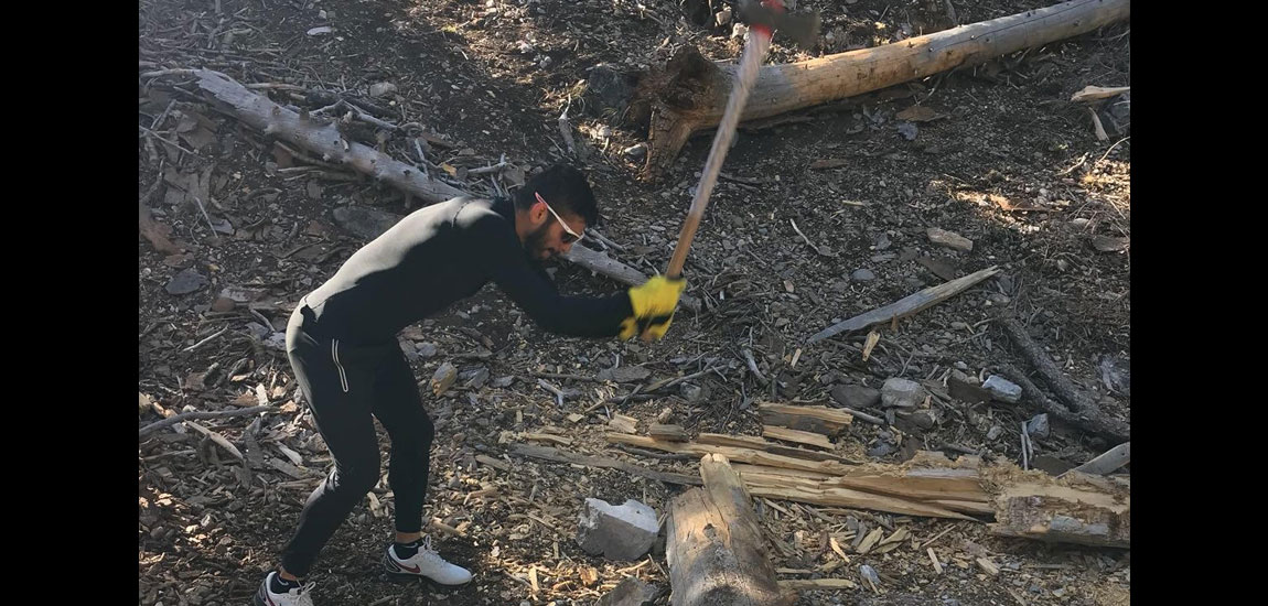 Linares Finishes High Altitude Training Camp For Lomachenko
