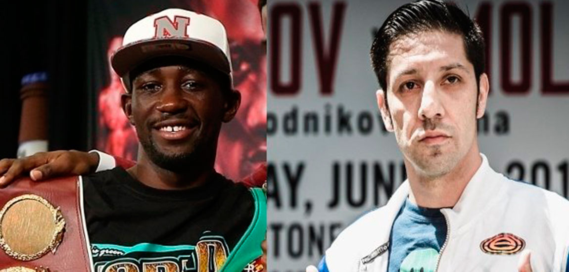 """Crawford vs Molina Jr – First Look With """"Ice"""" Griffin"""