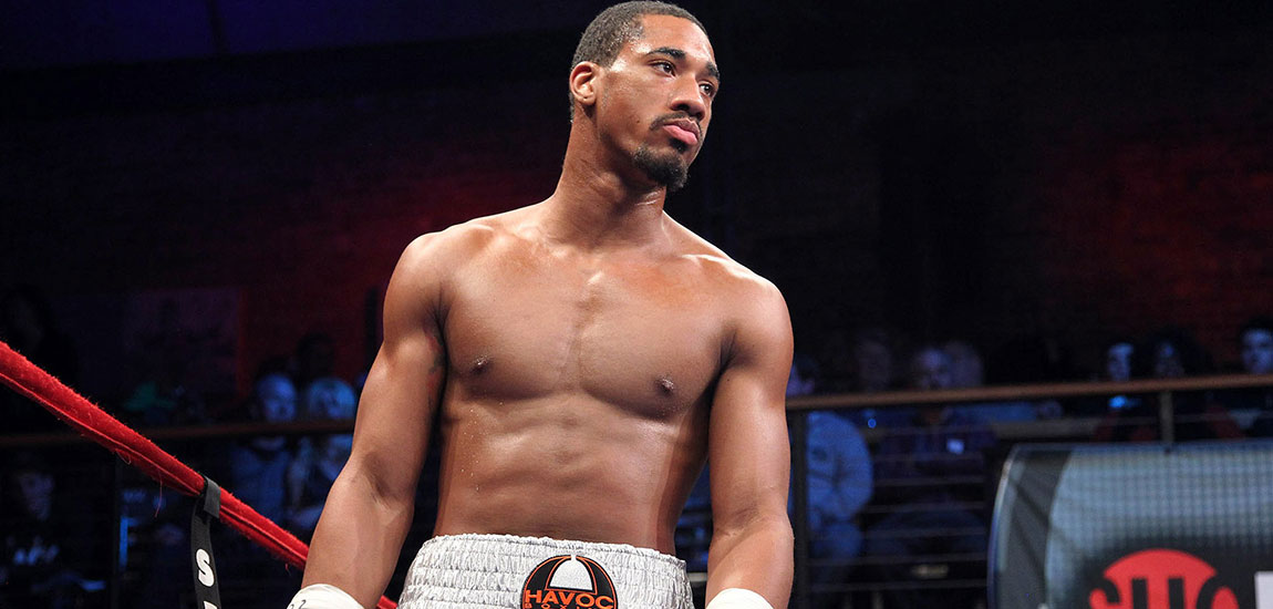 Andrade: A Win On Saturday Will Set Me Up To Rule The Middleweight Division