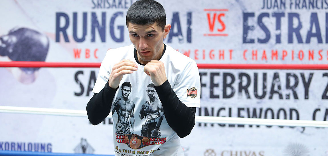 Artem Dalakian Talks To The Boxing Channel