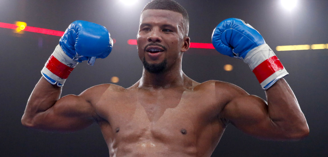 "Badou Jack ""Knock Me Out? Prove it in the Ring"""