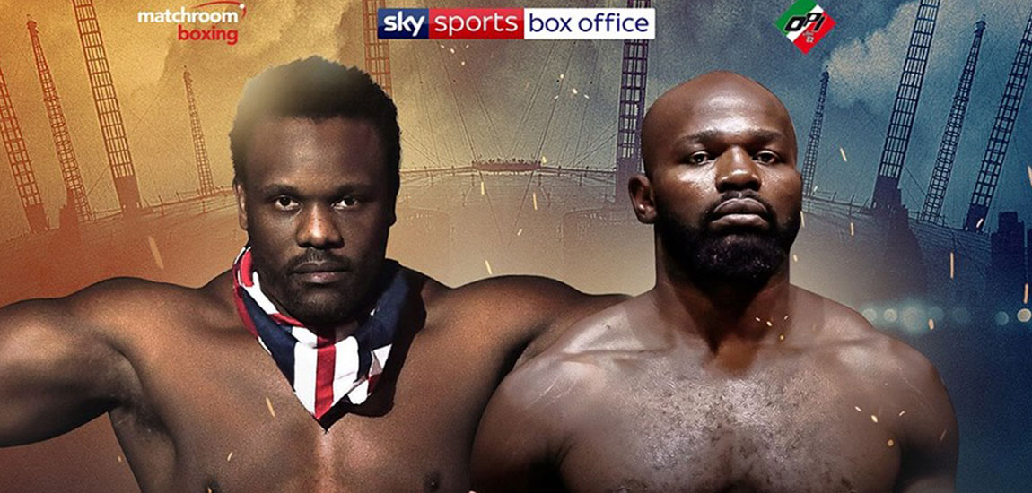 Chisora and Takam Clash on Whyte-Parker Bill