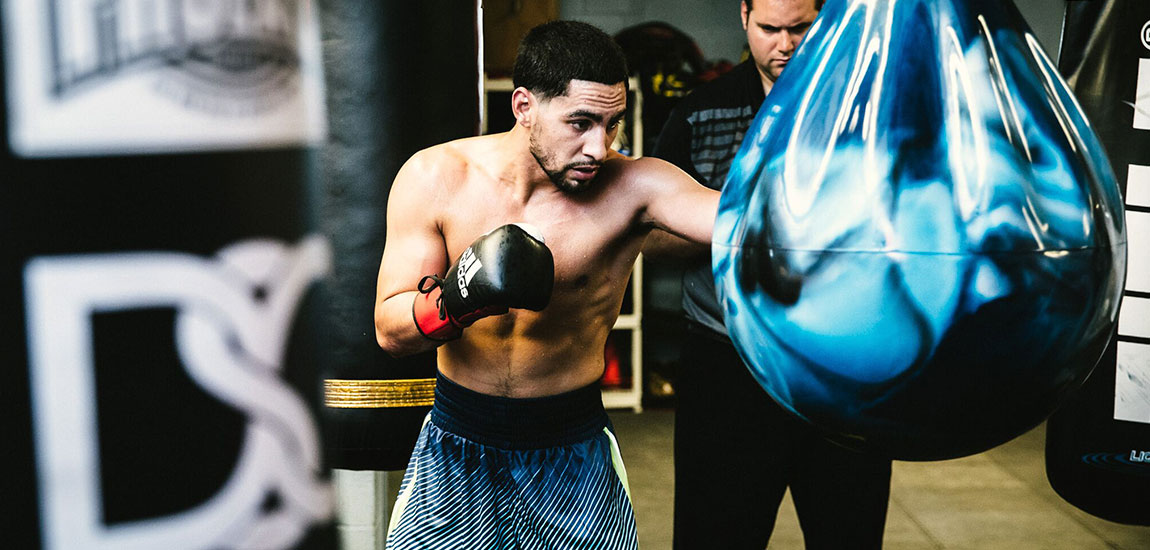 """Danny Garcia: """"It won't Be Surprising to me if I Knock Shawn Porter out"""""""