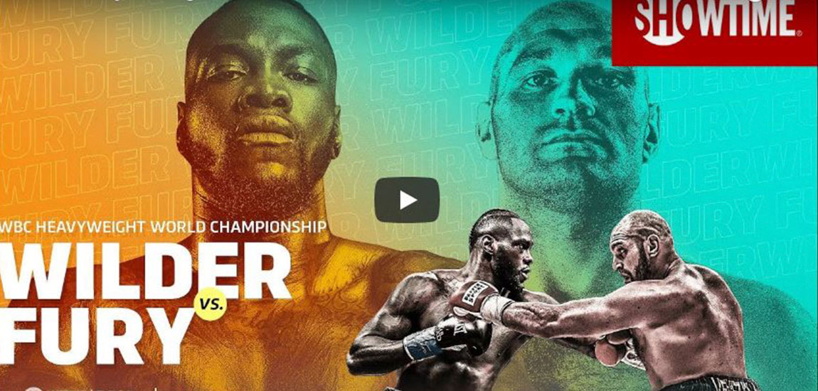Deontay Wilder vs. Tyson Fury Los Angeles Press Conference