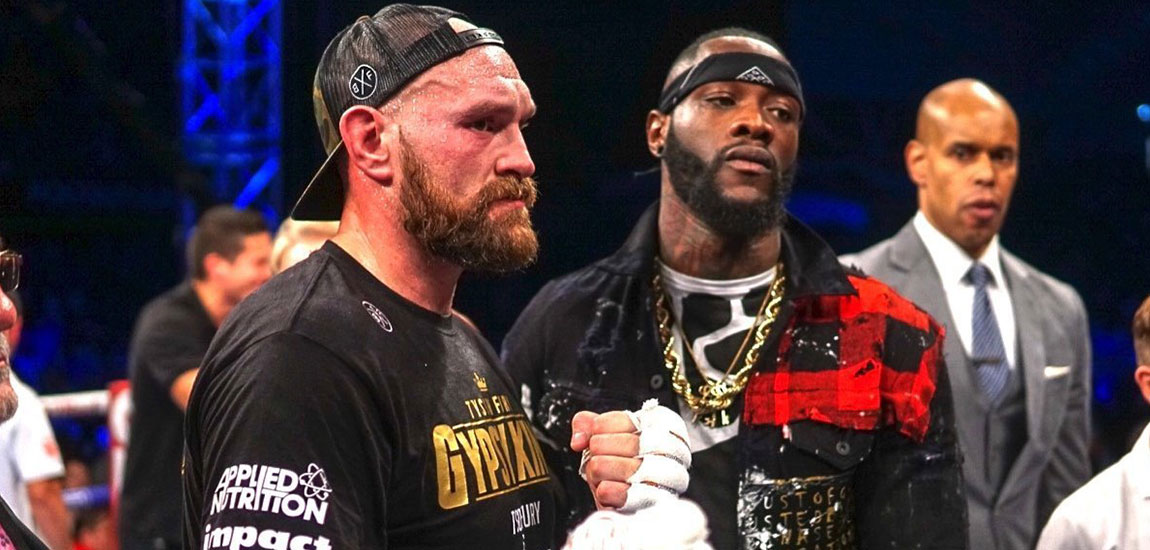 Deontay Wilder vs Tyson Fury Set for Dec. 1 at Staples Center in L.A. on Showtime PPV