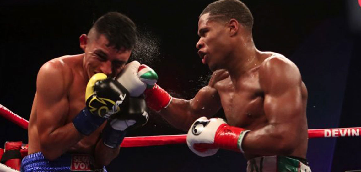 Devin Haney Defeats Juan Carlos Burgos by Unanimous Decision