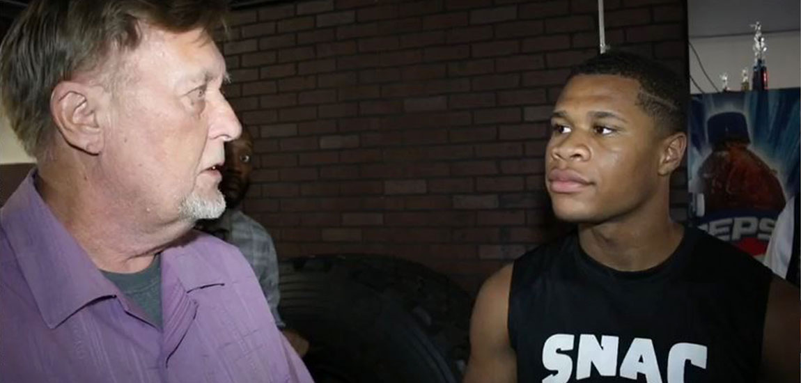 "Devin Haney: ""I Have My Eyes on All The World Champions in my Weight Class"""