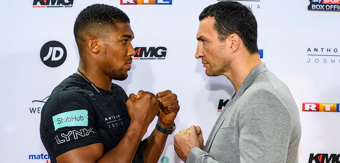 Experts Break Down Joshua vs Klitschko