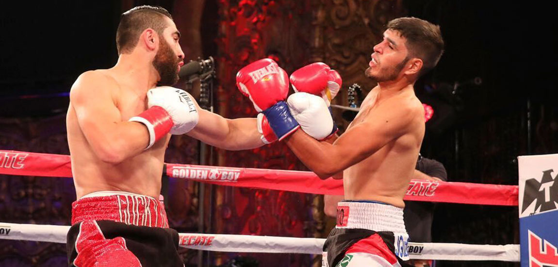 Ferdinand Kerobyan Shines with Knockout Win Against Rolando Mendivil