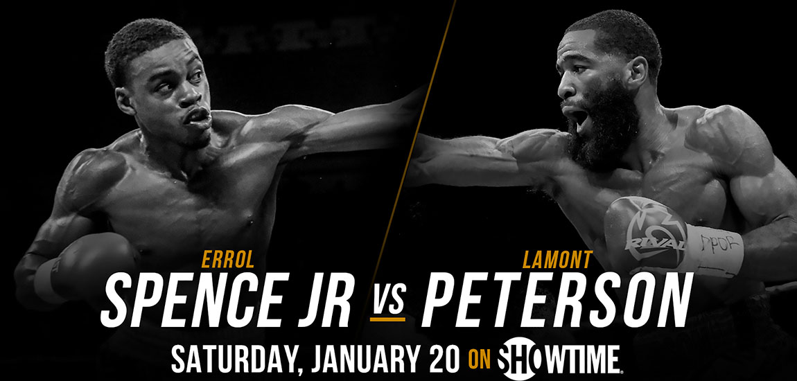 First Look at Spence Jr vs Peterson