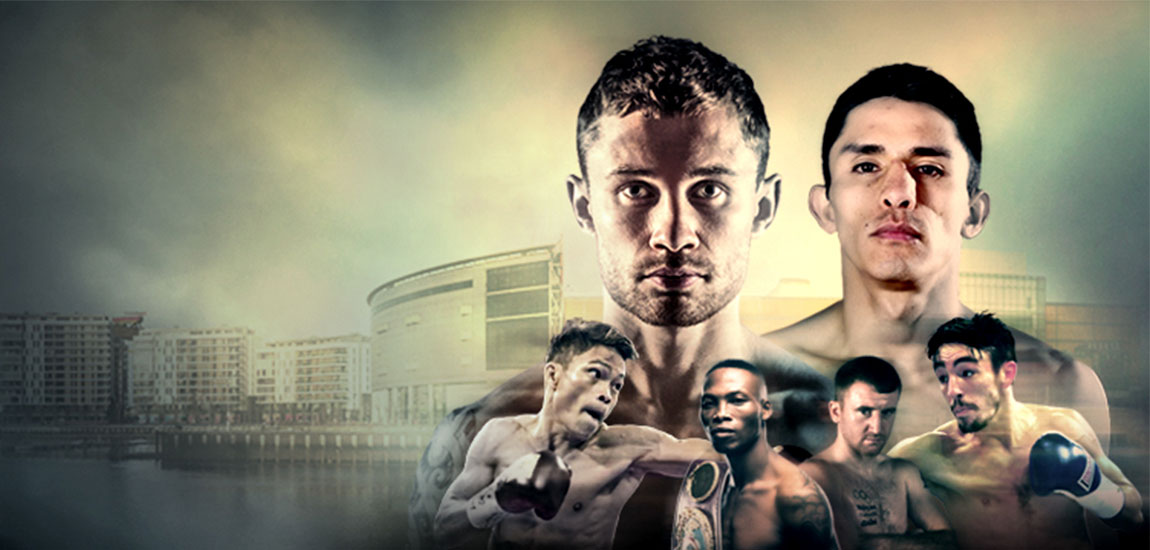 Frampton vs Garcia: The Jackal Returns To Ireland