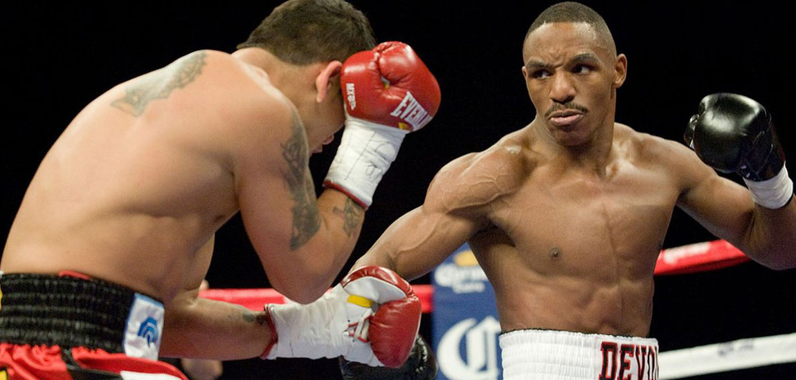 Toe To Toe Tuesdays Sees The Return of Devon Alexander