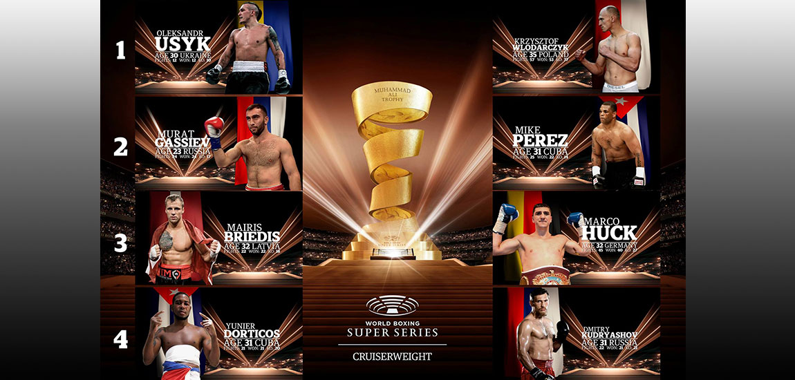 Frank Lotierzo Talks WBSS Cruiserweights and Beyond