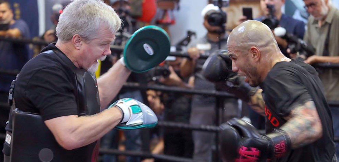 """Freddie Roach """"We Are In A Must Win Situation"""""""