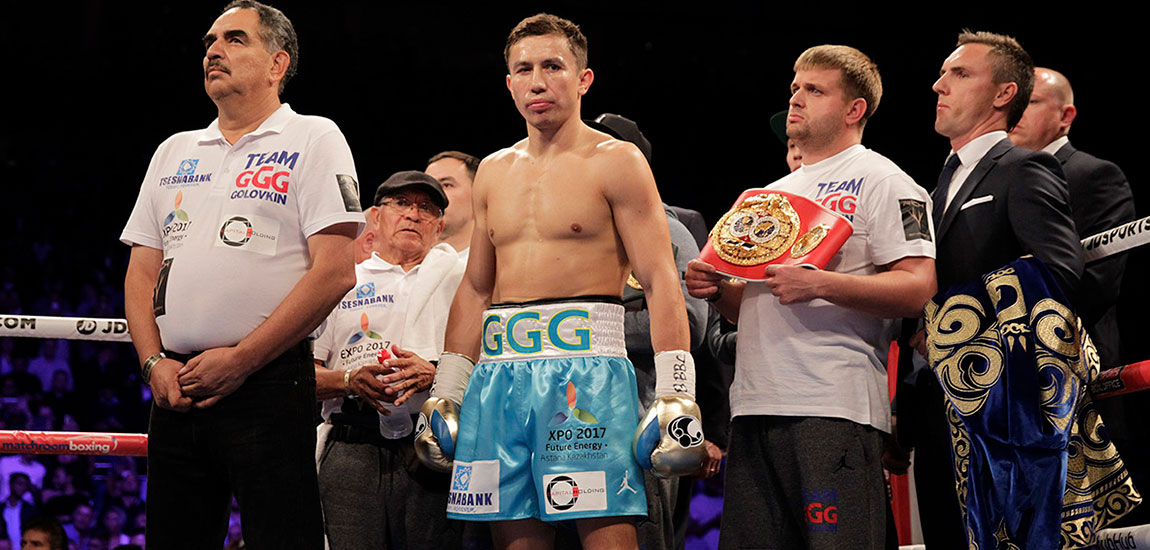 Gennady Golovkin Stripped of the IBF World Middleweight Title