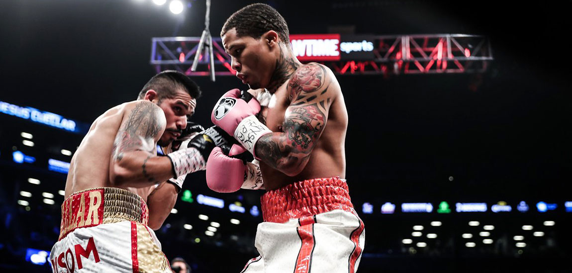 Gervonta Davis Talks After Winning the WBA World Title