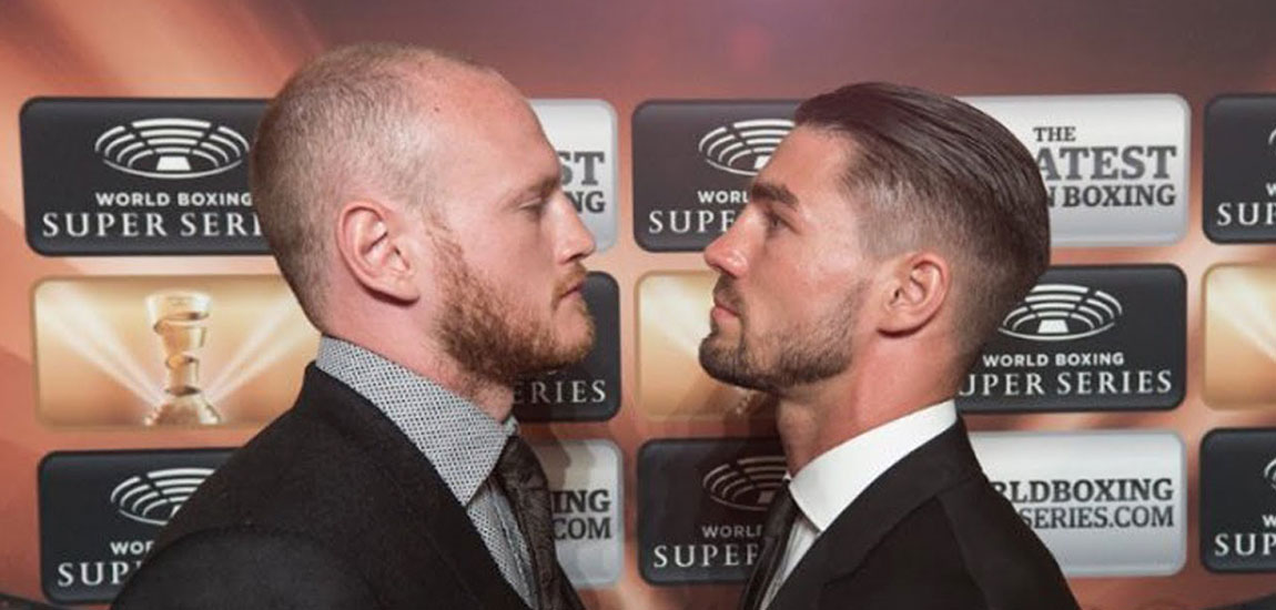 Groves vs Cox in Saturday WBSS Action