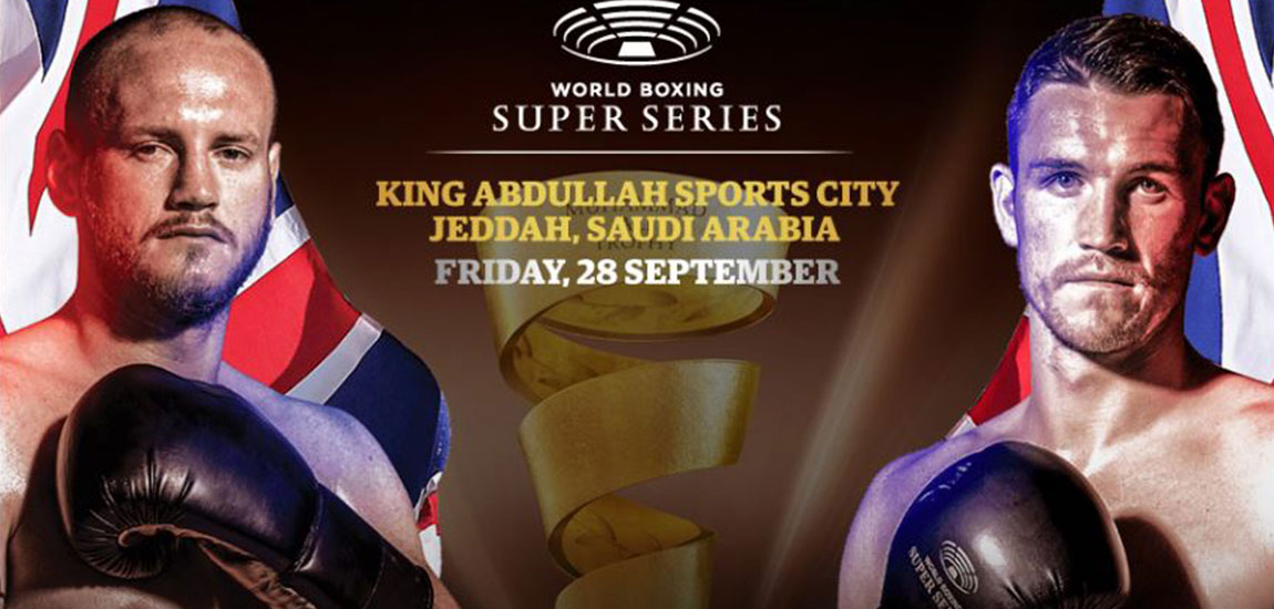 Groves vs. Smith Ali Trophy Final to Take Place September 28 in Jeddah, Saudi Arabia