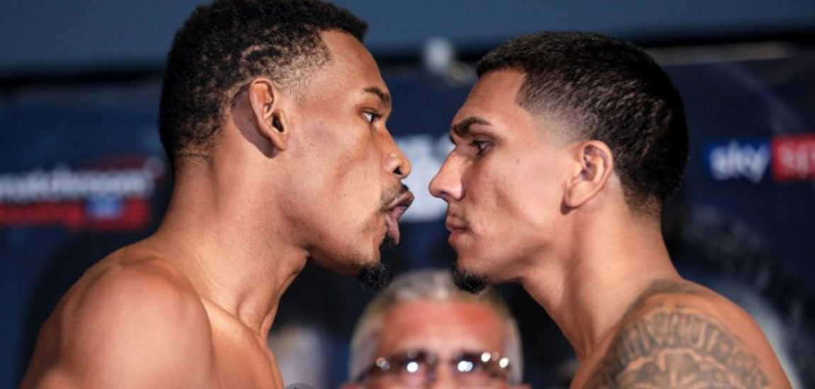 Jacobs vs Arias – Both Men On Weight in Uniondale