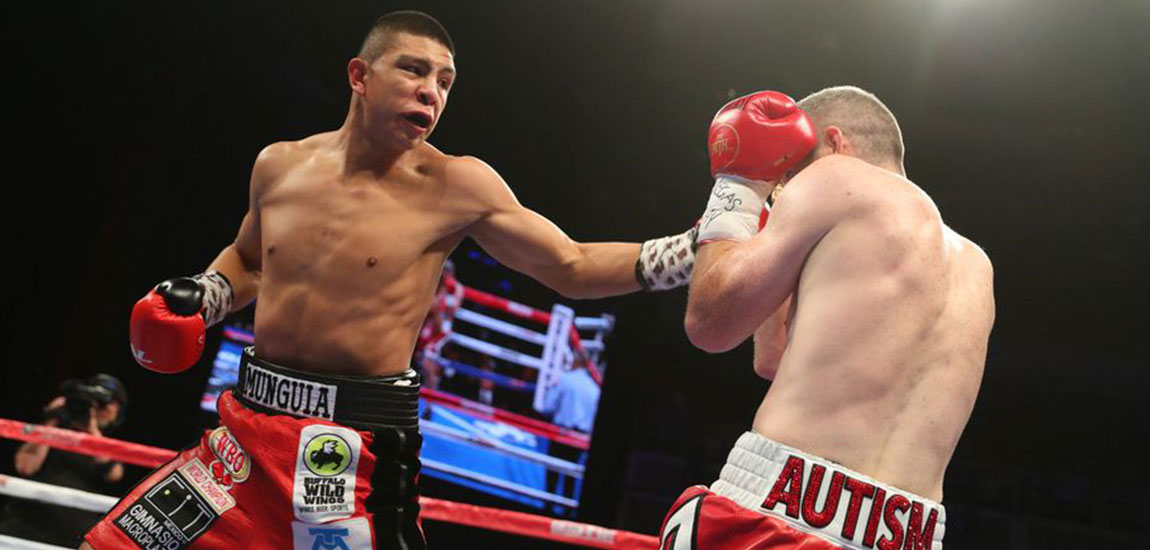 Jaime Munguia Defended his WBO World Junior Middleweight Title with Unanimous Decision Victory Over Liam Smith