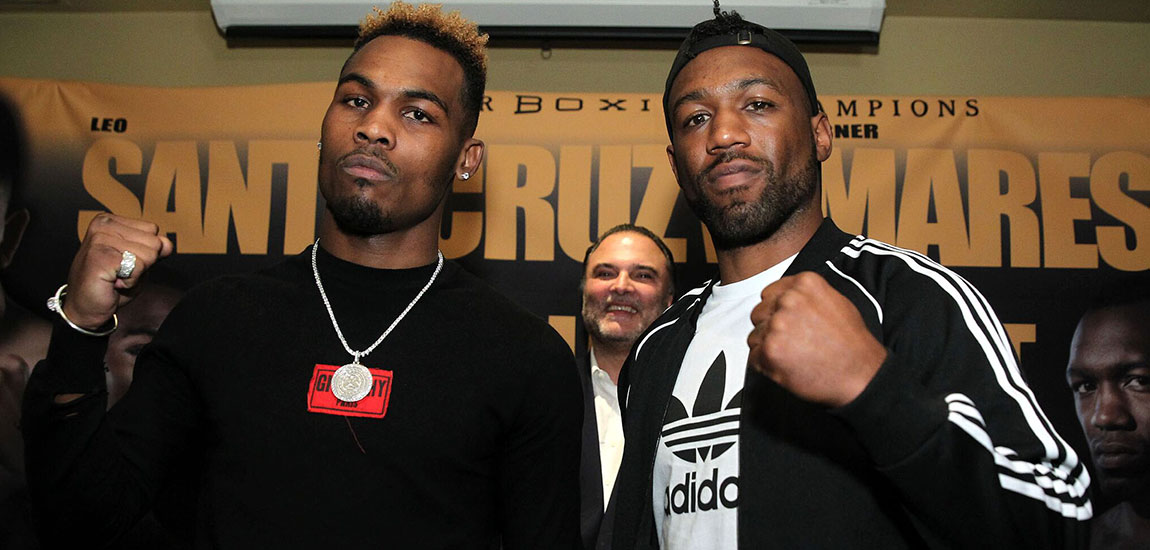 Jermell Charlo vs. Austin Trout Los Angeles Media Luncheon Quotes
