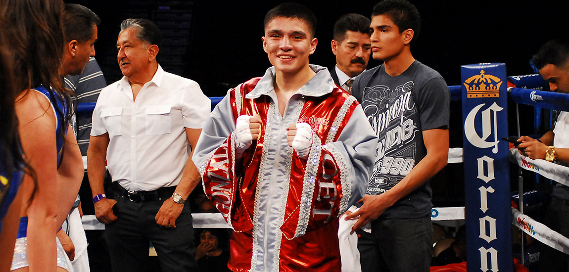 Joet Gonzalez to Battle for Vacant NABO Title Against Rafael Rivera July 13th