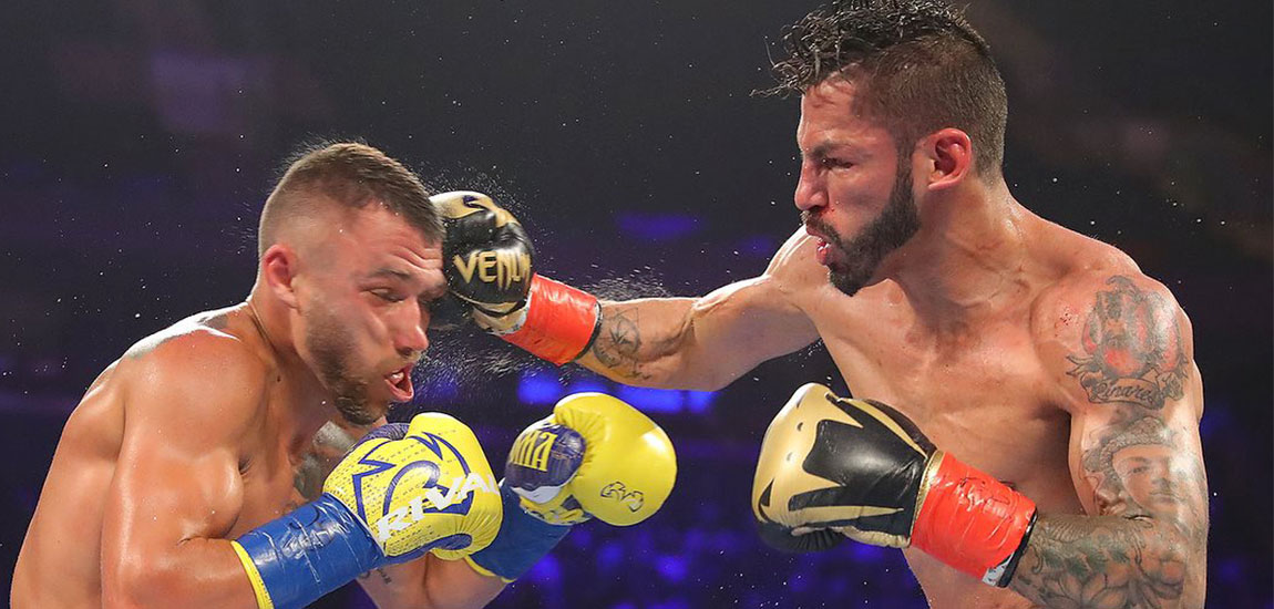 Jorge Linares: I'm Satisfied Even Though I'm Leaving with a Loss