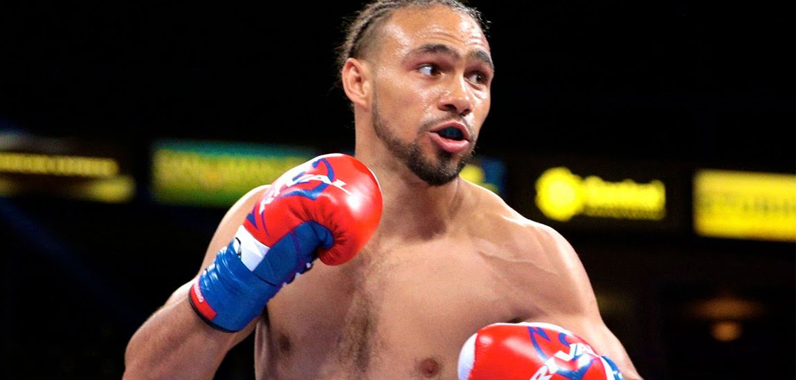 Keith Thurman Talks Welterweight Division and More