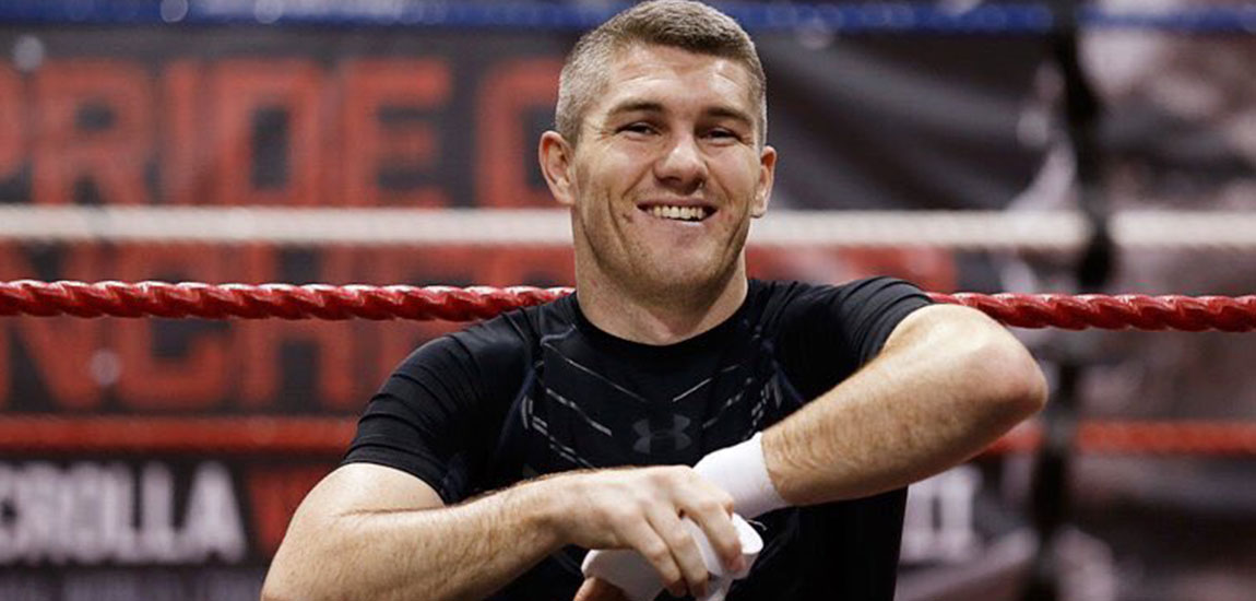Liam Smith: I Can Compete Against Any 154-pound Fighter in the World