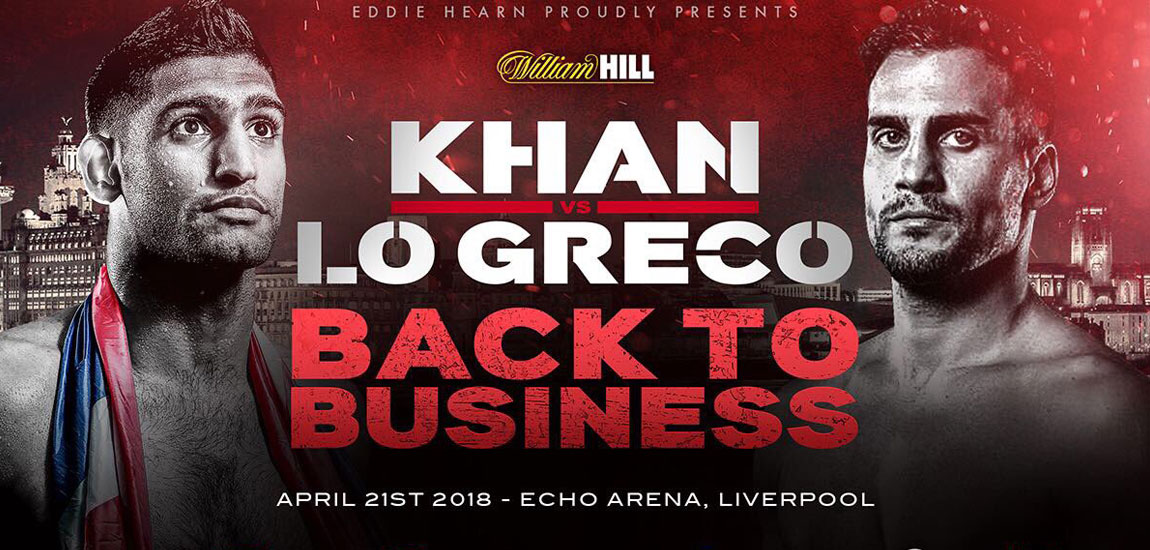 Looking At Khan Versus Lo Greco With Frank Lotierzo