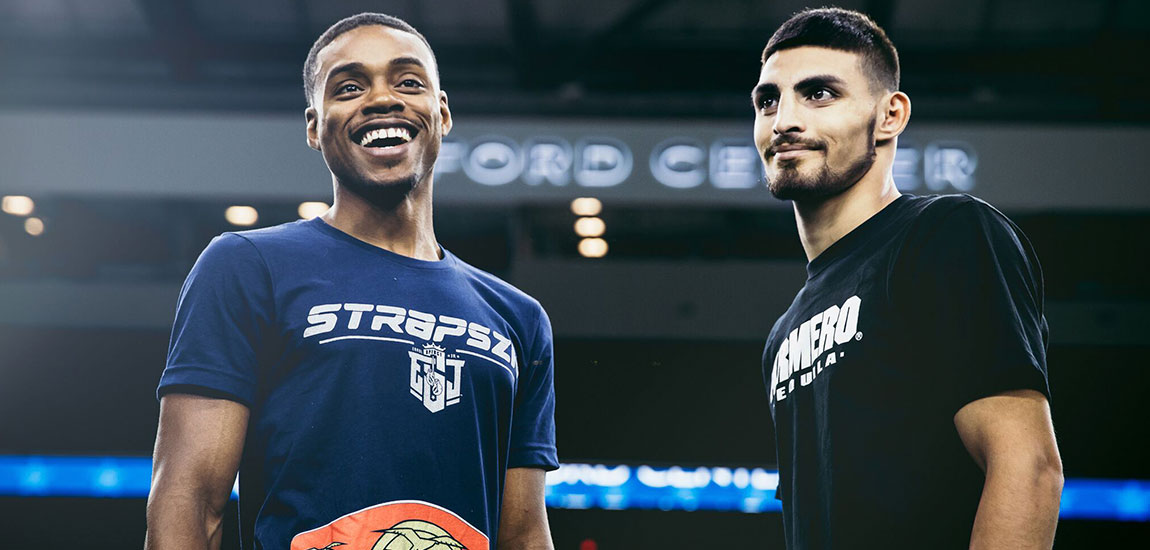 Lotierzo Looks at Errol Spence Jr. vs. Carlos Ocampo