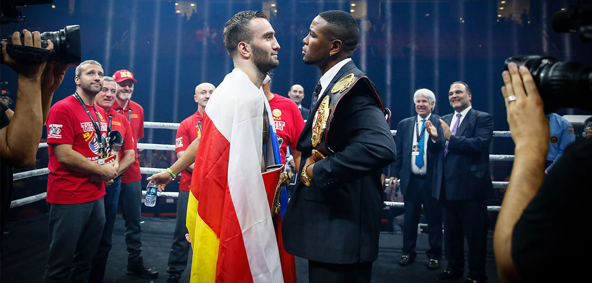 Last Minute Look At Gassiev vs Dorticos