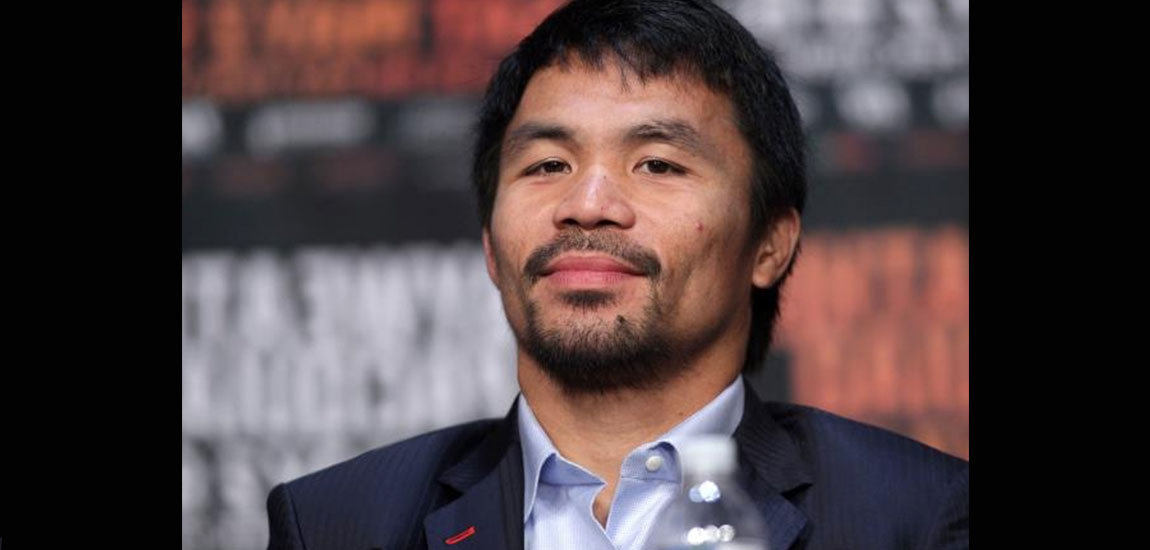 Manny Pacquiao: Right Now My Focus is to Give an Inspiration to Boxing Fans All Around the World