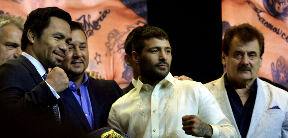 Mario Arano: We will be Facing One of the Best Pound for Pound Boxers in the World