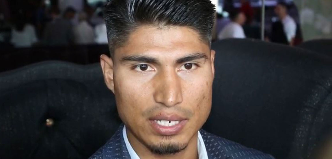 Mikey Garcia on his match against Robert Easter: I am Ready to do Whatever it takes to Win