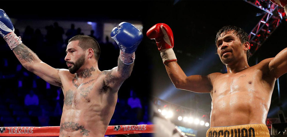 Manny Pacquiao vs Lucas Matthysse Official for July 15th