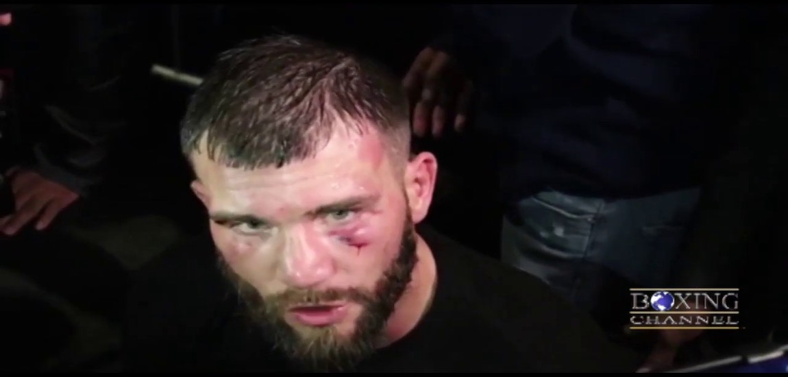 Caleb Plant Post Fight Interview (Uzcategui vs Plant)