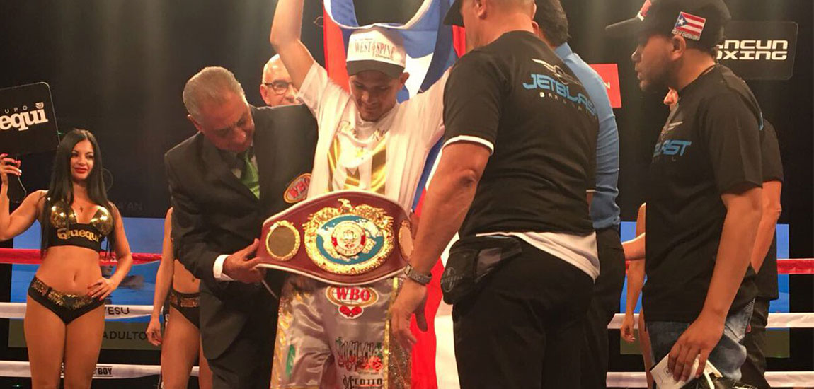 Puerto Rico's Jose Martinez Impresses on ESPN
