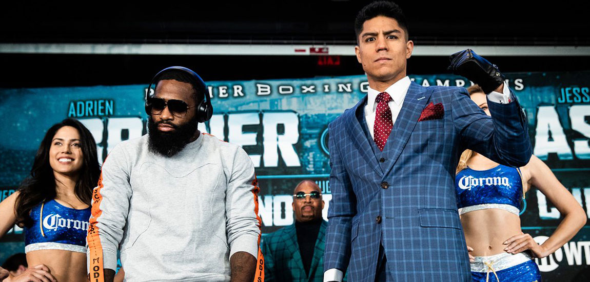 Ray Flores Talks Broner Versus Vargas And More