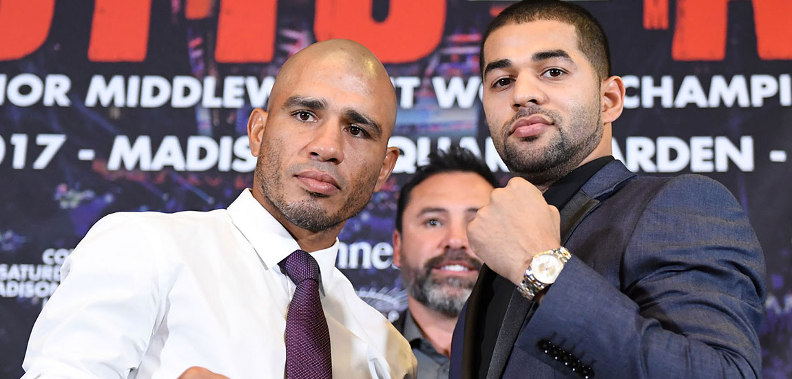 Ray Flores Talks Cotto vs Ali For Saturday