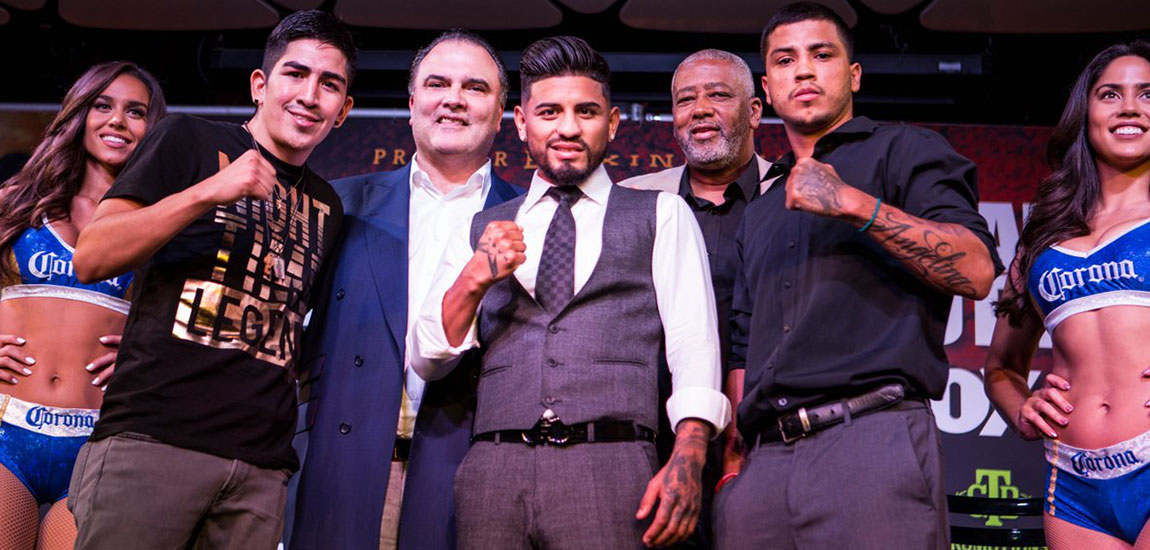 Santa Cruz and Mares Press Conference Highlights
