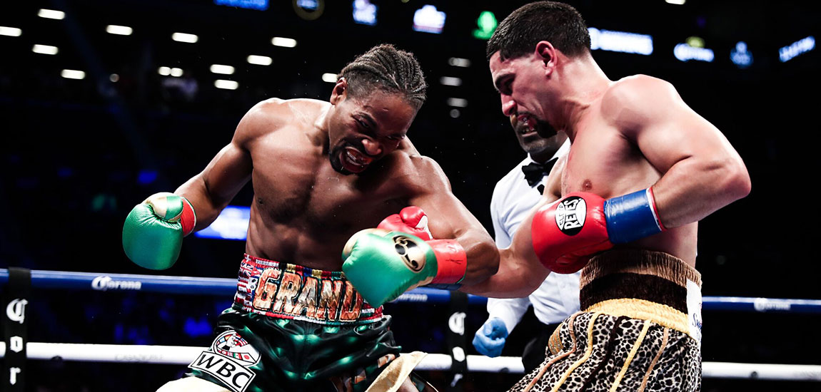 Shawn Porter vs. Danny Garcia Post Fight Fallout with Frank Lotierzo