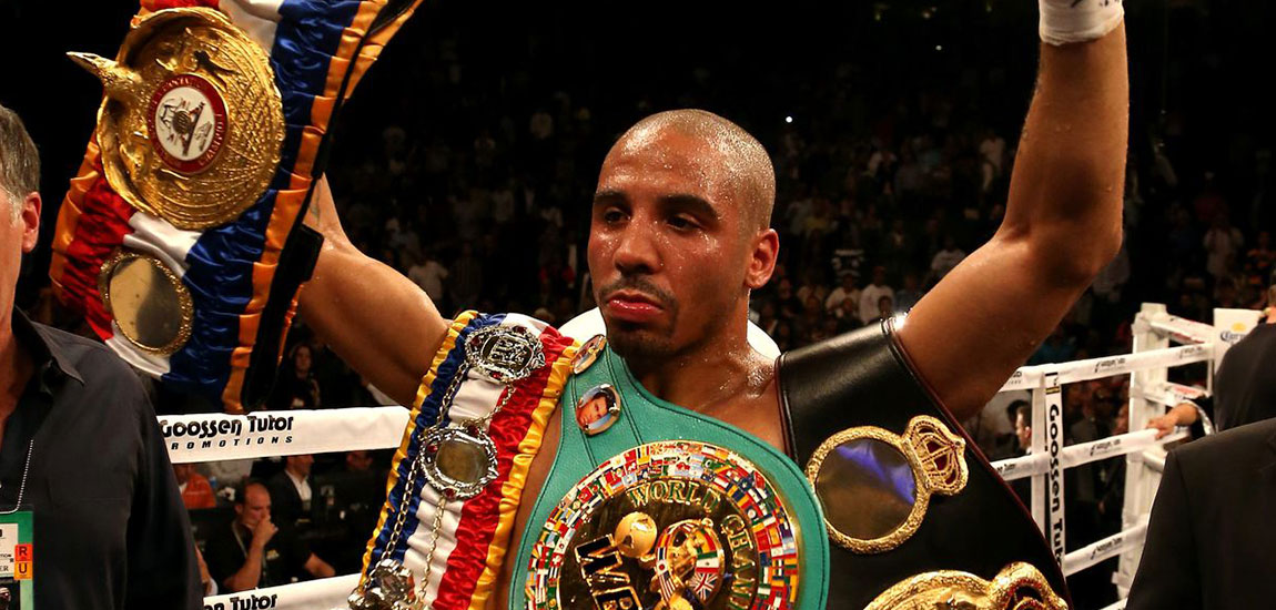 Talking Andre Ward's Retirement With Frank Lotierzo